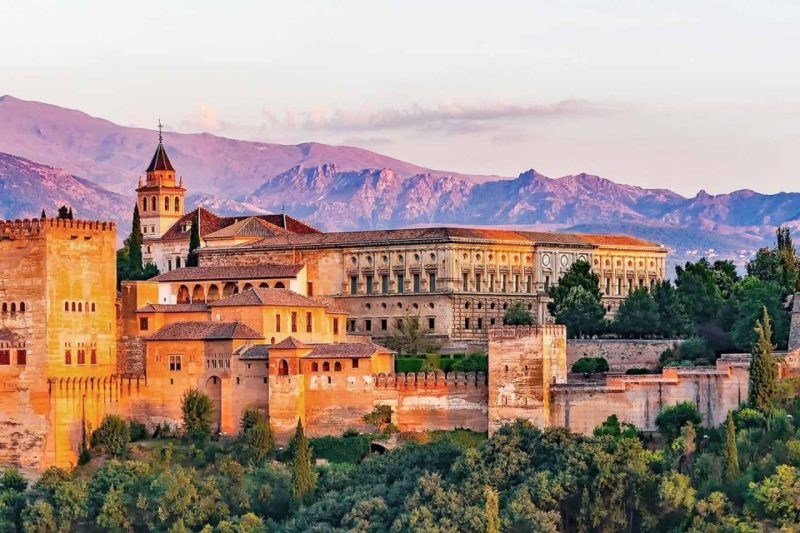 Passionate Andalusia: Native Land of Flamenco